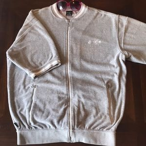 Sean John Sweater T w/zippers Size L